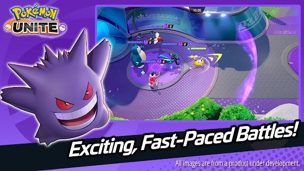 pokemon unite mod apk download
