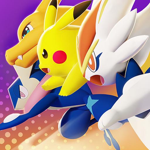 Pokemon Unite Mod APK 1.2.1.2 (Unlimited money, gems)