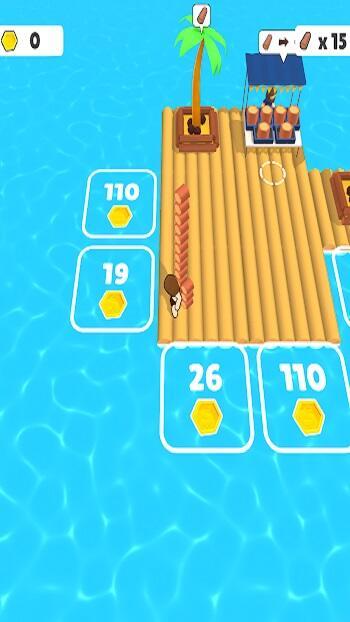 raft life mod apk latest version