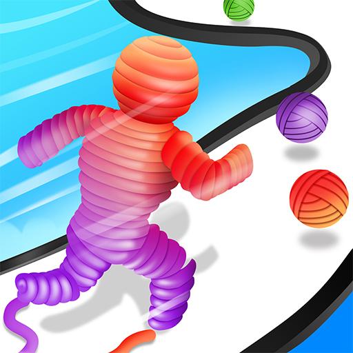 Rope Man Run Mod APK 0.9.9 (Unlimited money)