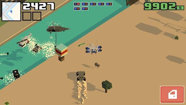 smashy road 2 mod apk latest version