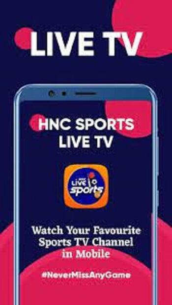 sports live tv cricket apk