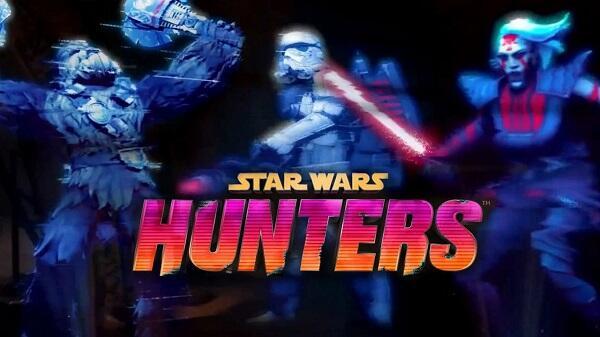 star wars hunters apk mod