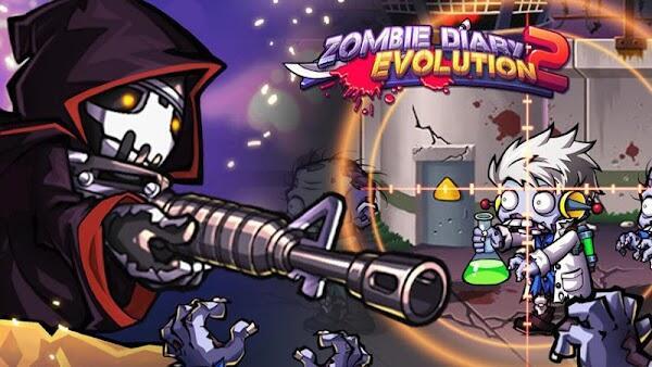 zombie diary 2 mod apk download