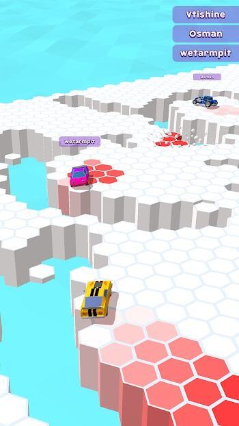 cars arena fast race 3d mod apk