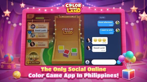 color game land mod apk unlimited go coins