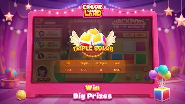 color game land mod apk