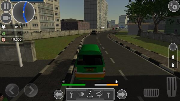 download angkot d game mod apk versi terbaru