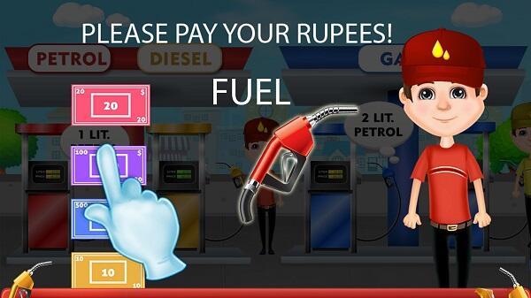 gas station car parking sim mod apk download