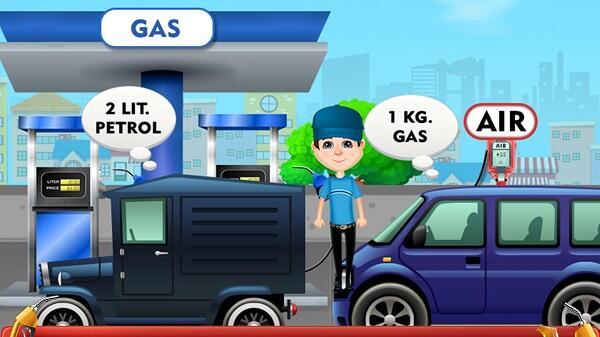 gas station car parking sim mod apk