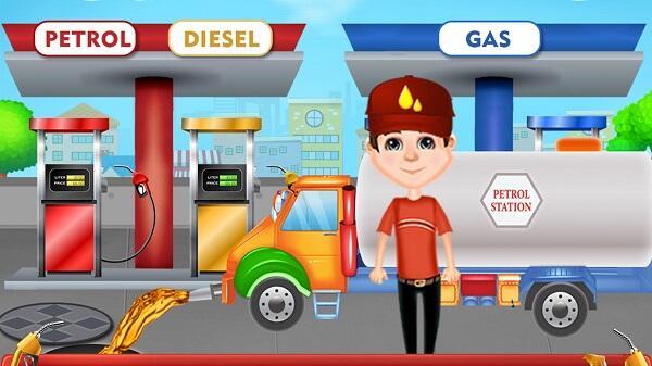 gas station simulator download mobile