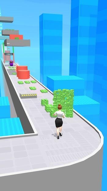 money run 3d mod apk unlimited money