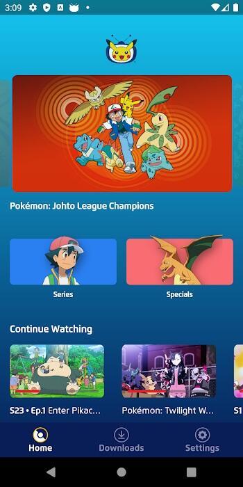 pokemon tv latest apk