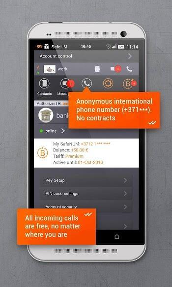 secure messenger safeum mod apk latest version